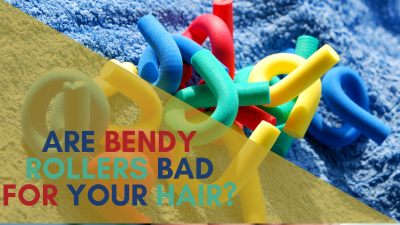 are bendy rollers bad for your hair