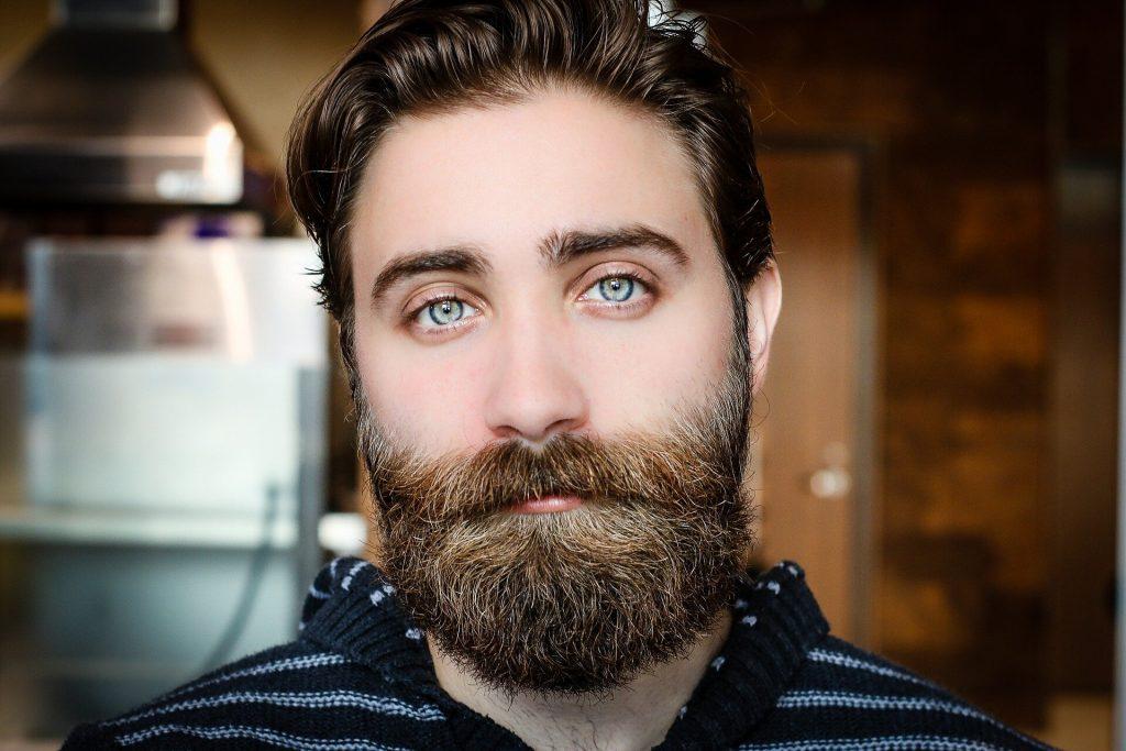 beard oils used on beard