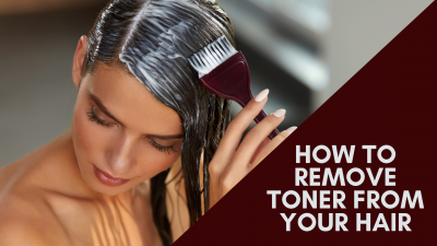 how to remove toner from your hair