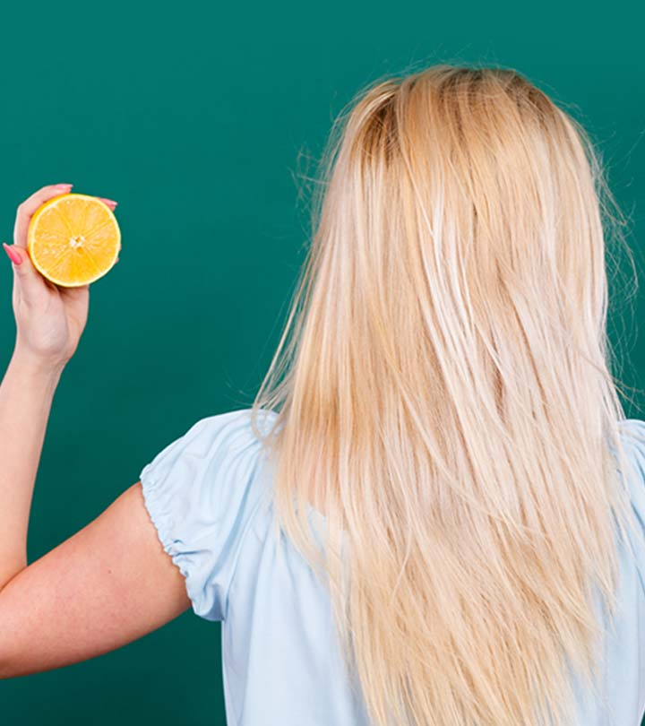 How-To-Lighten-Your-Hair-Color-With-Lemon-Juice
