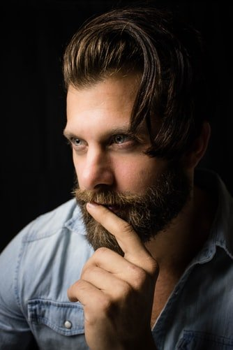 how to style your beard