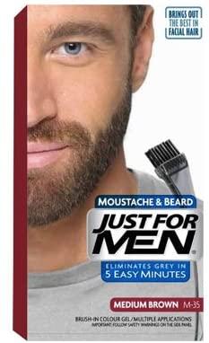 Just for men moustache & beard dye